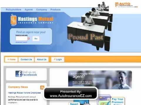 Hastings Mutual Car Insurance - Ratings, Reviews, Rates - Click Here