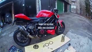 Clutch Silent Mod Ducati 1098 Streetfighter