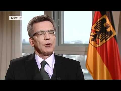 Thomas de Maiziere, Innenminister | Journal Interview