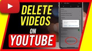 How To Delete YouTube Videos On iPhone