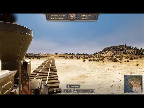 Railway Empire - No. 51 Dragon 0-8-0 (1839) - Test Ride Gameplay (PC HD) [1080p60FPS] |
