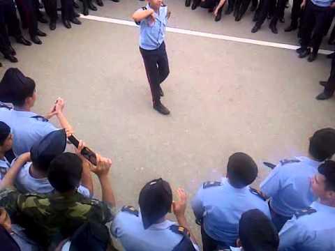 Polis Akademiyasında təhsil almaq üçün 15 əsas səbəb, youtube video.