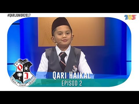 Qari Junior 2017 | Haikal