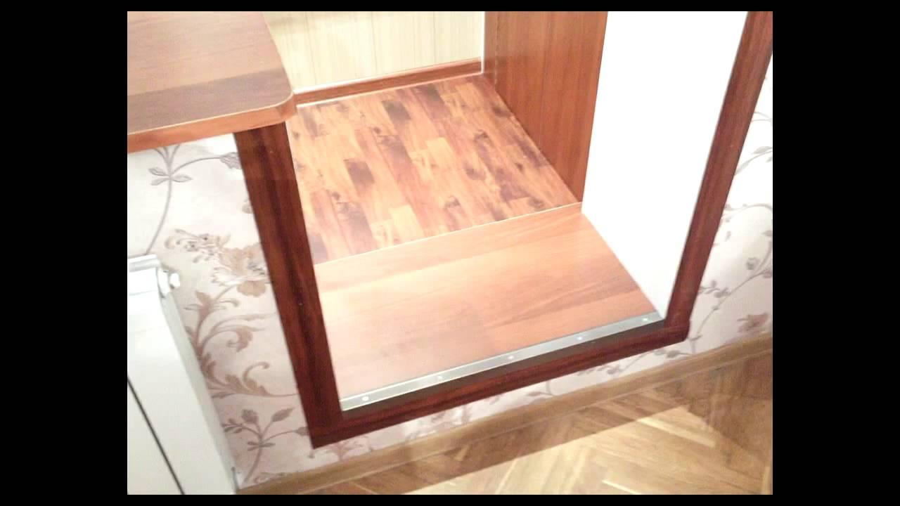 Максимус окна - совмещение лоджии ii 49д c комнатой и компле.