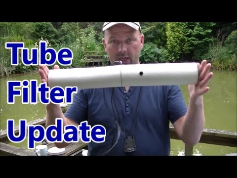 Groovy Aquarium Filter Tube Update - Now Available!!
