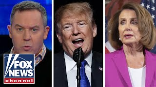 Gutfeld on Trump's letter to Pelosi