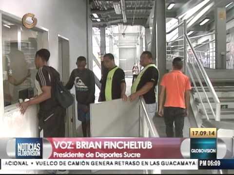 """Gimnasio vertical """"El Dorado"""", el más grande de Venezuela"""