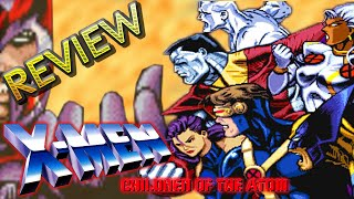 X-Men Children of the Atom - Review do Jogo de Luta dos Mutantes