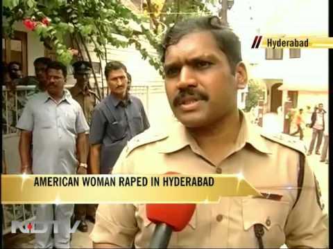 American Woman Raped In Hyderabad