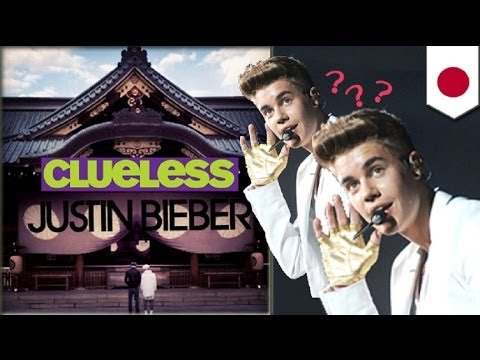 Justin Bieber visits Yasukuni Shrine, angers all of China