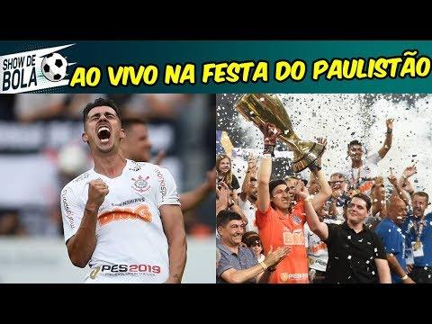 Festa do PAULISTÃO e toda repercussão da final  | SHOW DE BOLA (22/04/19)