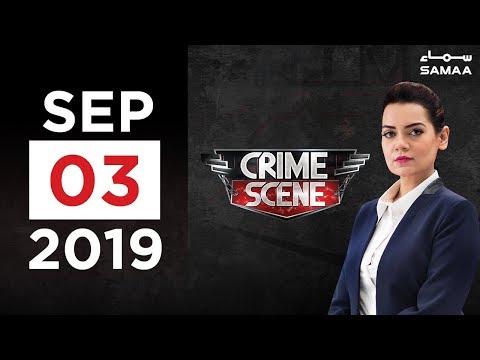 Crime Scene | SAMAA TV | 03 September 2019