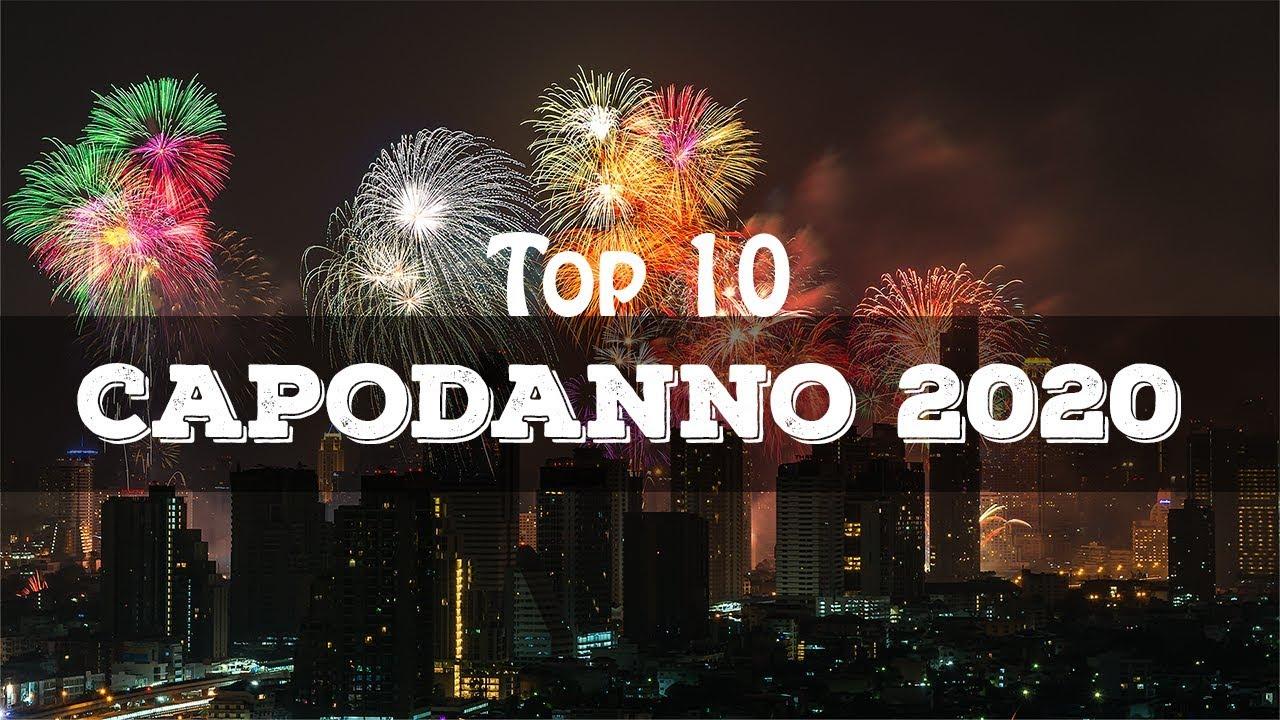 Top 10 capodanno 2020 - Città dove passare il capodanno 2020 - YouTube