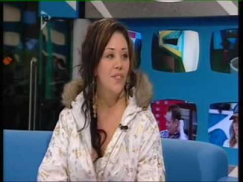 Mutya Buena : Big Brother Interview
