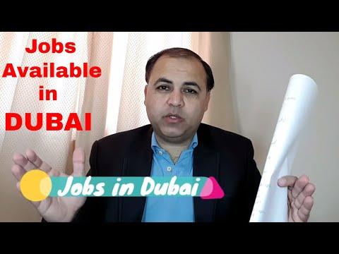 Latest Jobs Available in Dubai and Abudhabi || Jobs in Dubai