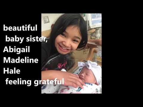 Angelica Hale just got new baby sister   america's got talent   YouTube 480p