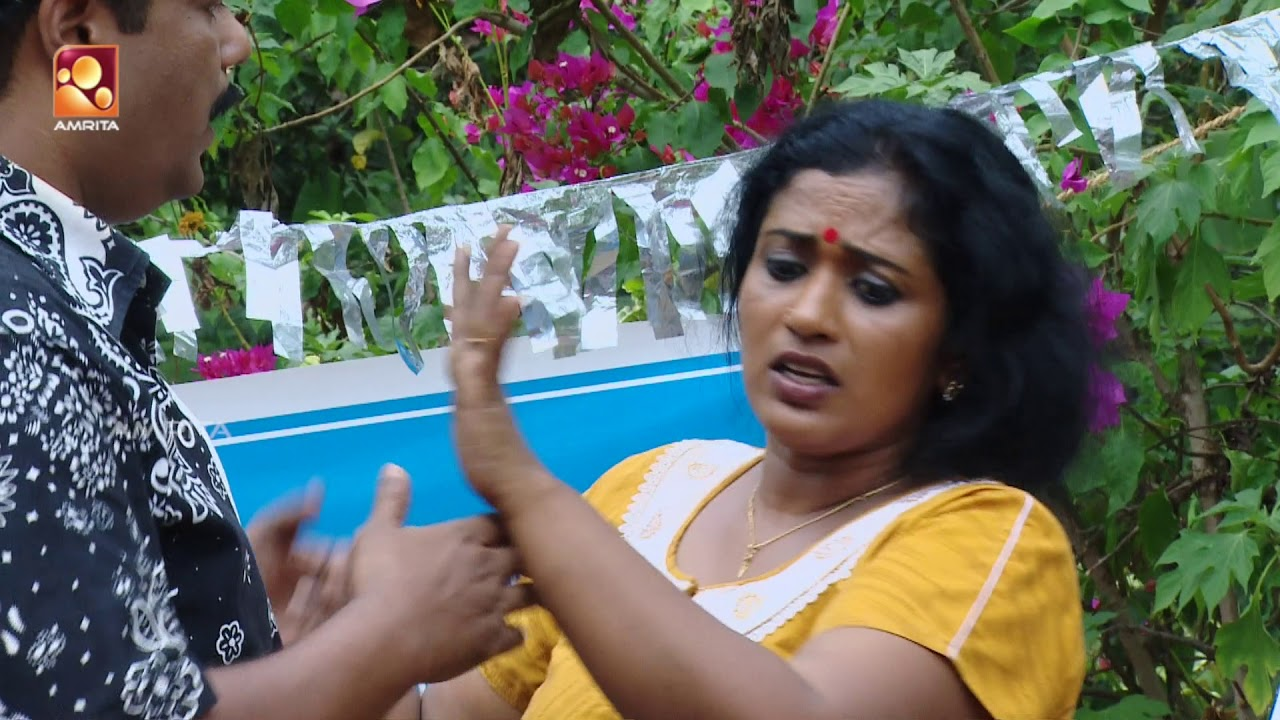 Aliyan VS Aliyan | Comedy Serial by Amrita TV | Episode : 220 | Party Office