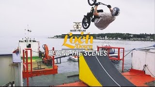 BUILDING A SKATEPARK ON BOATS - LOCHDOWN - BEHIND THE SCENES -