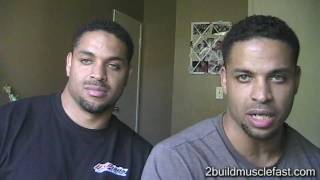 Bulking & Cutting a Myth??? Build Muscle Burn Fat at Same Time??? @hodgetwins