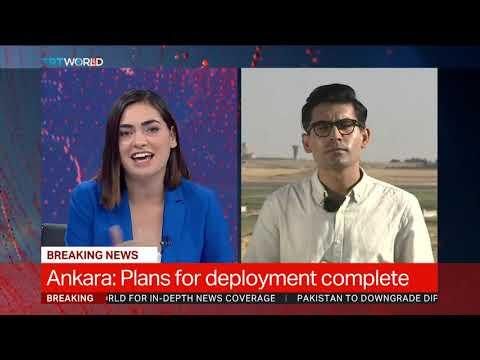 Turkey, US reach deal on safe zone in Syria