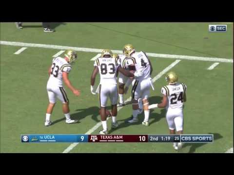 Texas A&M vs UCLA 2016 - No Huddle