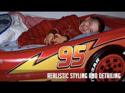 Little Tikes Lightning Mcqueen Roadster Toddler Bed Youtube