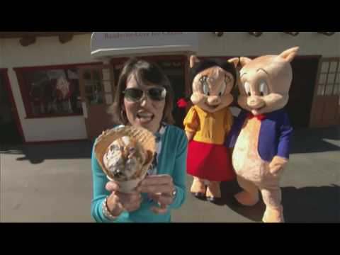 SIX FLAGS TV  ICE CREAM CHARADES