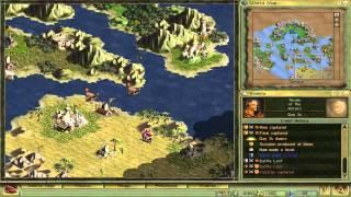 Let's Play Age of Wonders 1: Blood Isles
