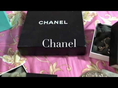 Designer Costume Jewelry Collection -Hermes, Chanel, Tiffany, Dior (with mod shots)