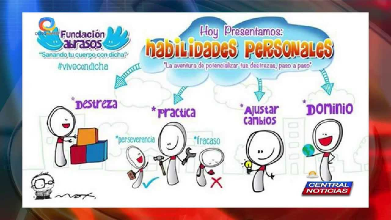 HABILIDADES PERSONALES - YouTube