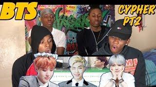 Video BTS (방탄소년단) - BTS Cypher pt.2: Triptych - REACTION download MP3, 3GP, MP4, WEBM, AVI, FLV Maret 2018