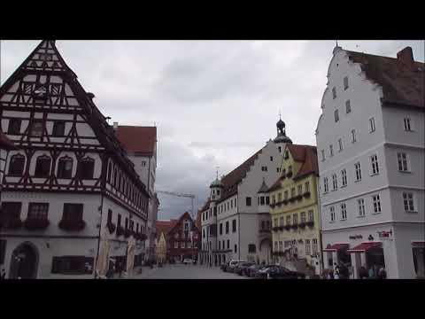 """""""Nördlingen In Bayern""""- Wolfgang Schmökel"""