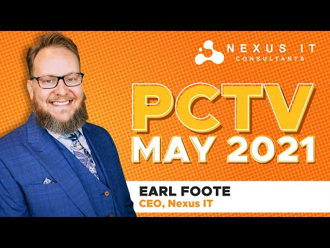 Colonial Pipeline: What You Should Know   Earl Foote   Mountain Connection   PCTV with Nexus IT  