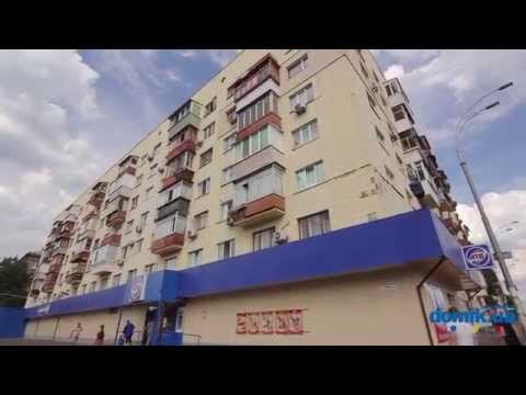 Юрия Гагарина пр-т, 12/1 Киев видео обзор