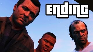 GTA 5 Next Gen ENDING Walkthrough Part 52 - Xbox One / PS4 - DEATH WISH (OPTION C)