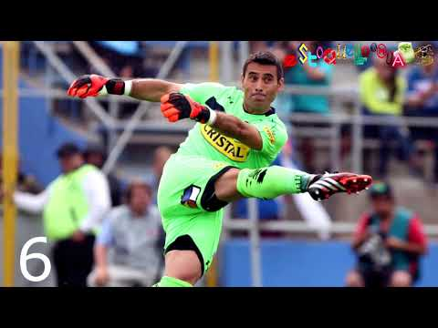 Los 10 mejores futbolistas paraguayo de la historia  según listas20minutos