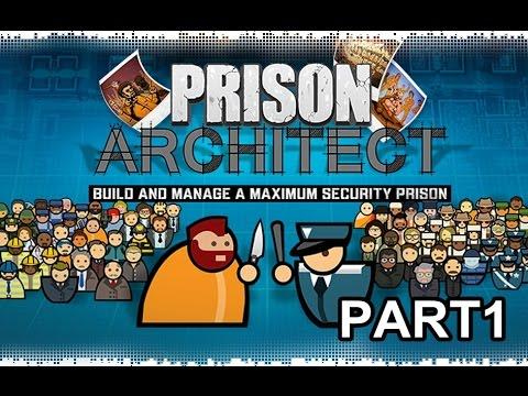 """Prison Architect / PART1 นักโทษประหาร """"เอ็ดเวิร์ด"""""""