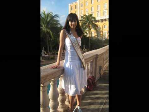 Miss Latina Canada 2009: Diana Schoutsen's trip to Miami,Florida