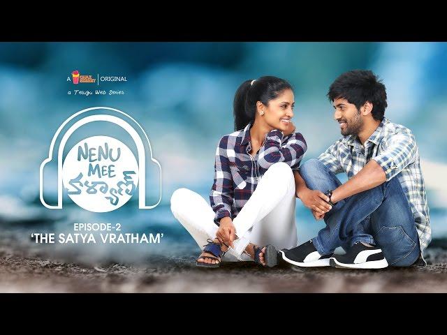 Nenu Mee Kalyan S01E02 - 'The Satya Vratham'   Telugu Web Series   A ChaiBisket Original