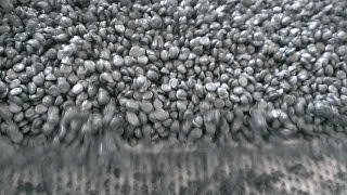 видео Стренговый гранулятор для пластика