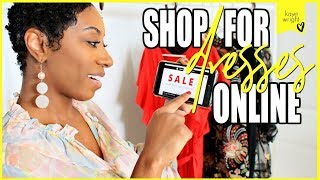 Shop Online For Dresses - Easy Ways to Get Deals Online