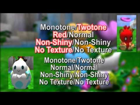 Chao Fact File: Chao Genetics and Inheritance