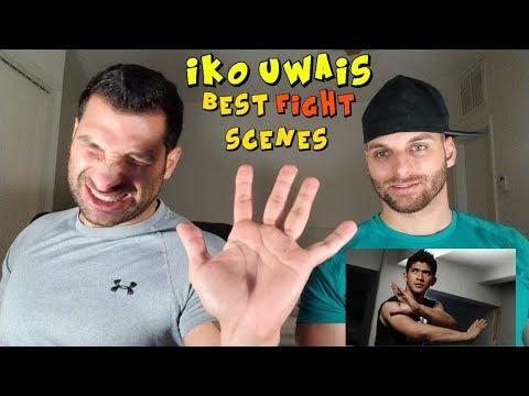 IKO UWAIS | Best Fight Scenes [REACTION]