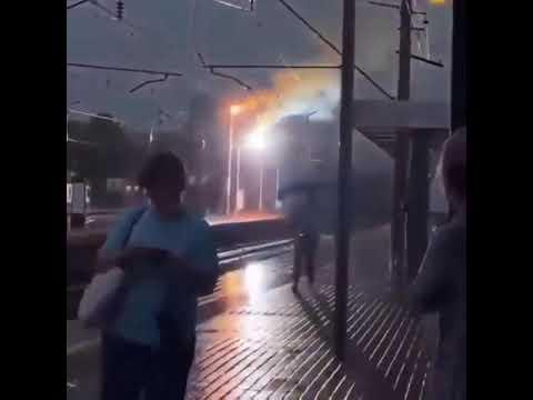 MEGA STORM IN RUSIA