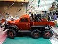 1946 Dodge Power Wagon RC Wrecker Part 11