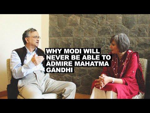 Why Narendra Modi will never be able to admire Mahatma Gandhi: Ramachandra Guha