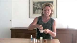DIY serum for broken veins with horse chestnut extract, Your Best Face and Renovage