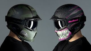 Ruroc's Insane New Helmet Lineup!