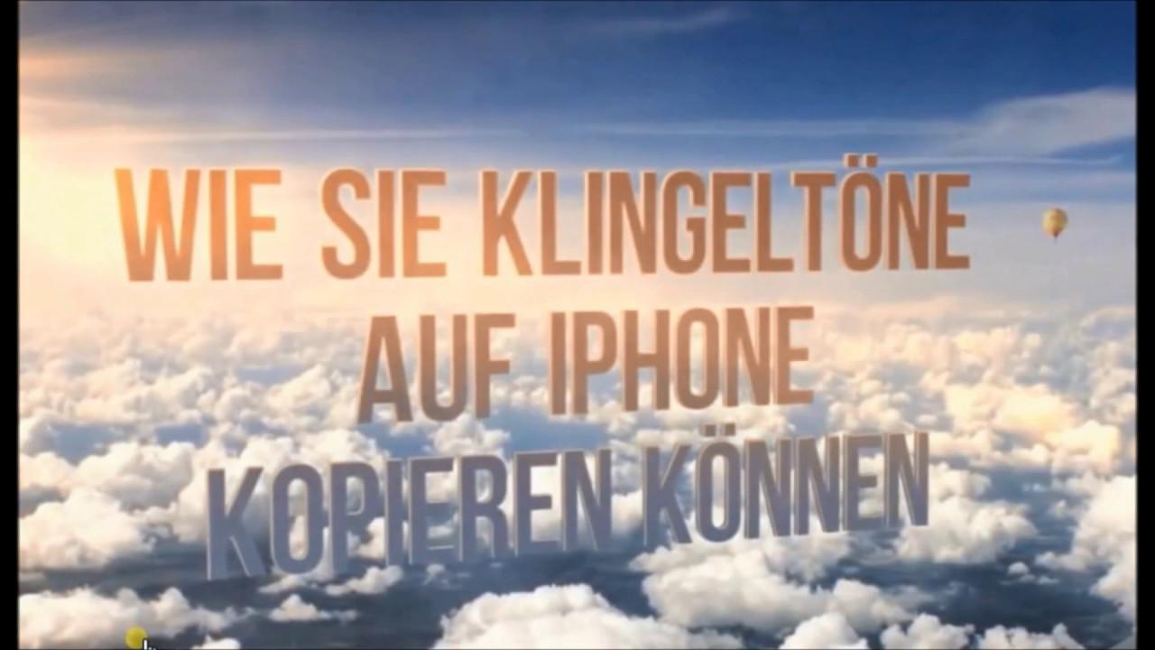 Klingeltöne Auf Iphone