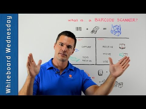 What Is a Barcode Scanner? - Whiteboard Wednesday